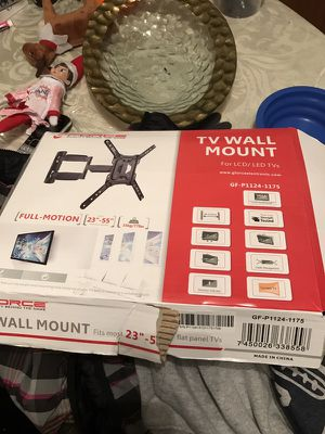 tv wall mount for Sale in Boston, MA