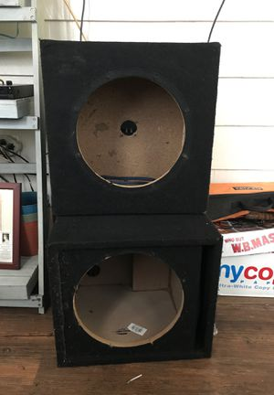 """12"""" subwoofer box for Sale in Lincoln, RI"""
