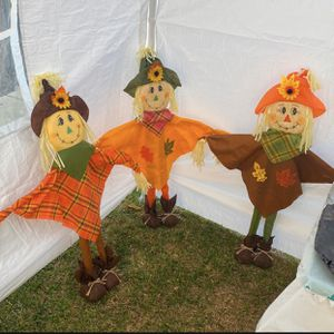 Scarecrows (thanksgiving November Theme) for Sale in Downey, CA