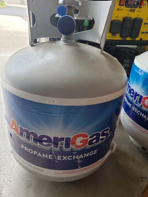 Propane AmeriGas bottles 2 each for Sale in Spokane, WA