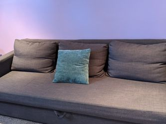 Ikea Sleeper Sofa (Gray) for Sale in Sterling,  VA
