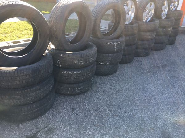 Used Tires Columbus Ohio >> Used Tire Sets For Sale In Columbus Oh Offerup