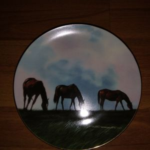 Grazing at the High Meadow Plate for Sale in Indianapolis, IN