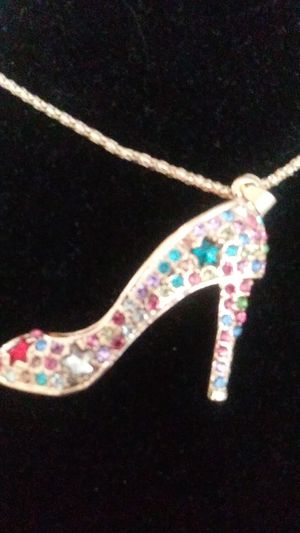 Necklace, High Heel shoe, 20$ for Sale in Jurupa Valley, CA