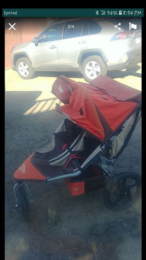 Revolution b.o.b double stroller for Sale in San Diego, CA