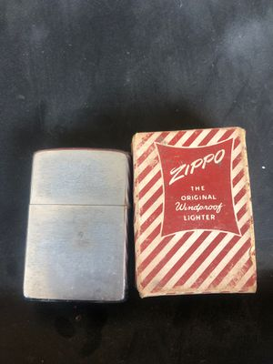 Zippo old lighter with original box for Sale in Phoenix, AZ