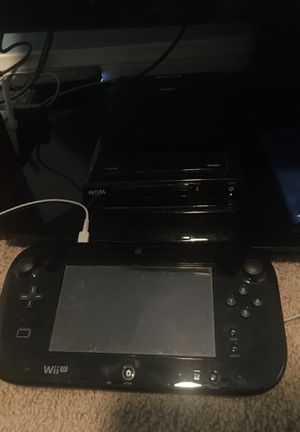 Nintendo Wii U for Sale in Menifee, CA