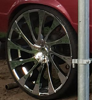 """28"""" rim and tires for Sale in Lincoln, NE"""