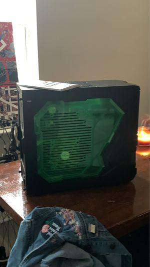 Custom gaming pc (16gb ddr4 ram, gtx 1060 6gb vram) monitor and keyboard and mouse included for Sale in Richmond, VA
