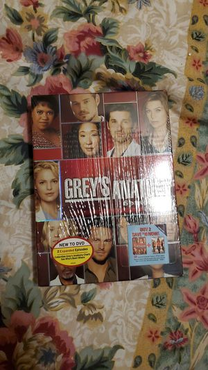 Season 2 and 4 Greys anatomy for Sale in Los Angeles, CA