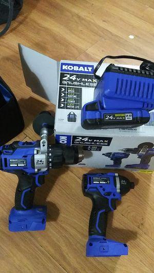 Kolbalt 24v combo set for Sale in Spartanburg, SC