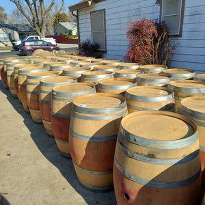 Wine Barrels for Sale in Modesto, CA