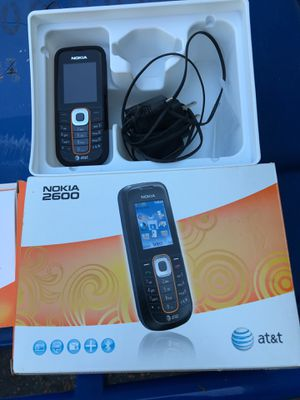 Nokia 2600 New in box for Sale in Plantation, FL