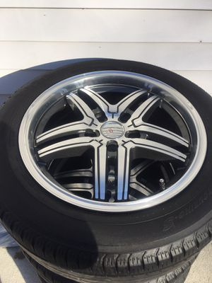 Rims 205/55/16 for Sale in Stoughton, MA