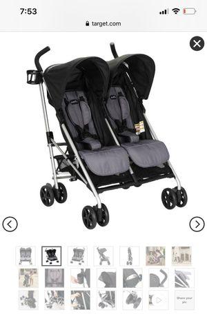 Double stroller, side by side for Sale in Hampton, GA