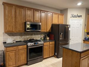 Kitchen cabinets with countertops for Sale in Houston, TX