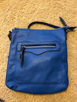 Blue cross-body purse for Sale in Pittsburgh, PA