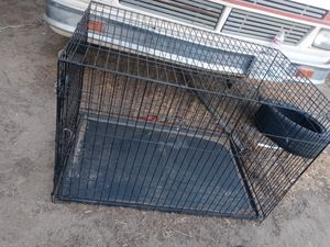 Dog kennel 30 inch wide 4 ft long. Really big for Sale in Riverside, CA
