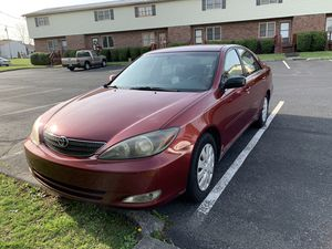 2002 Toyota SE Camry for Sale in Johnson City, TN