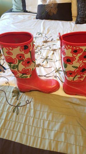 Rain boots for Sale in Grayson, GA