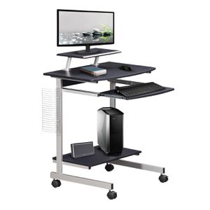NEW Rolling Computer Desk with Storage Home Office Use for Sale in San Diego, CA