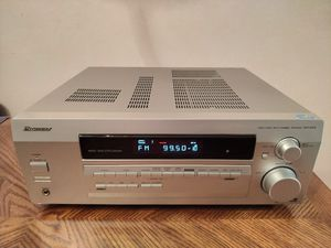 PIONEER VSX-D412 A/V MULTI CHANNEL RECEIVER WITH 96KHZ 24BIT D/A CONVERTER for Sale in Brunswick, OH