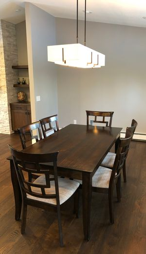 Dining Table and Chairs for Sale in Anchorage, AK