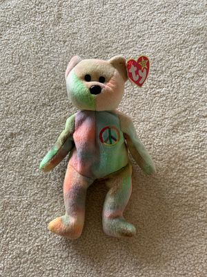 Peace Beanie Baby (rare collectible) for Sale in Aventura, FL