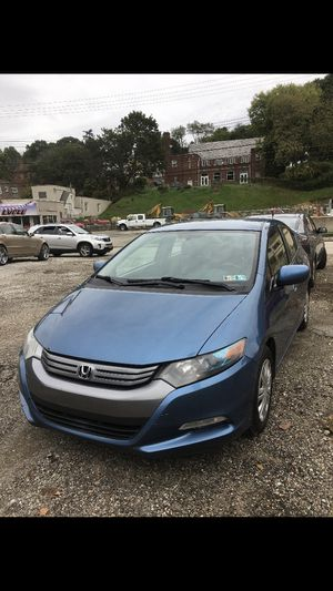 2010 Honda Insight LX for Sale in Pittsburgh, PA