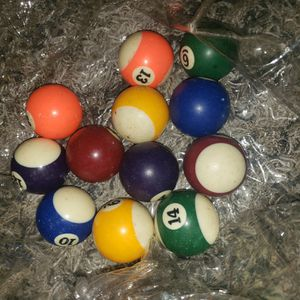 Replacement Pool Balls Billiards for Sale in Arlington, TX