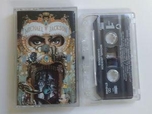 MICHAEL JACKSON Cassette Tape - Dangerous - King of Pop - 1991 for Sale in Las Vegas, NV