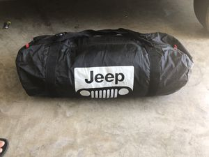 Jeep camping tent for Sale in Oak Point, TX