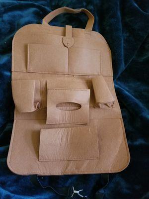 Car seat back storage organizer. for Sale in Elk Grove, CA