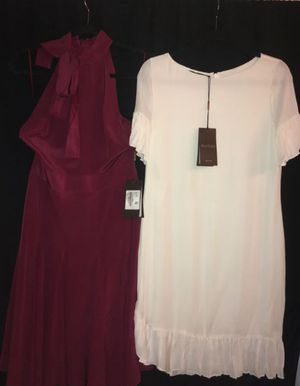 Brand New Gucci Dresses w/ Tags Sizes 40 & 44 for Sale in Palm Springs, CA