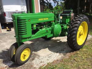 Vintage Antique John Deere Model A Tractor for Sale in Tacoma, WA