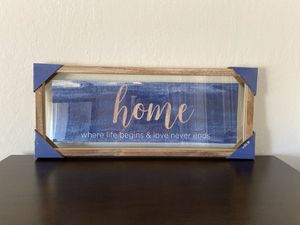Home decor $15 for Sale in Sunnyvale, CA