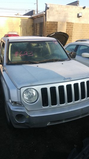 Jeep patriot parts for Sale in Detroit, MI
