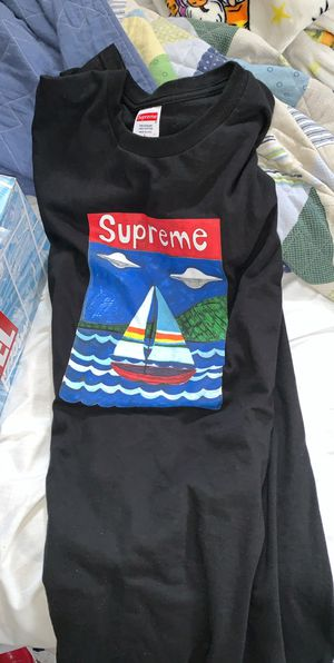 Supreme sailboat tee for Sale in Warren, MI