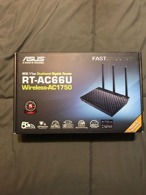 ASUS AC1750 Router for Sale in Phoenix, AZ