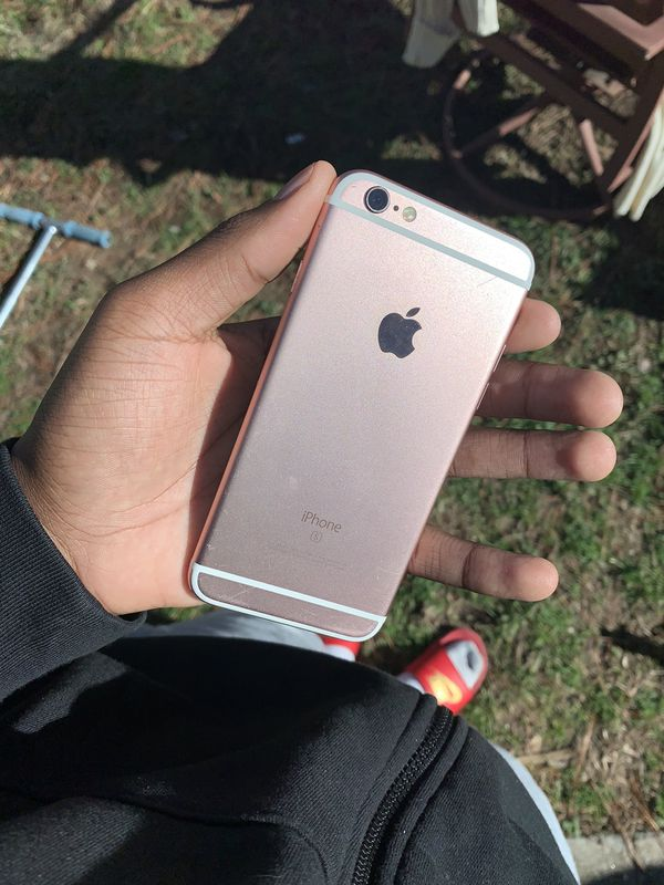 iPhone 6S **read desc**