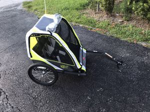 Allen Sports Deluxe 2 Child Bike Trailer Kids for Sale in Miami, FL
