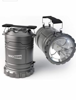 HERO BEAM Collapsible lantern flashlight for Sale in Fontana, CA