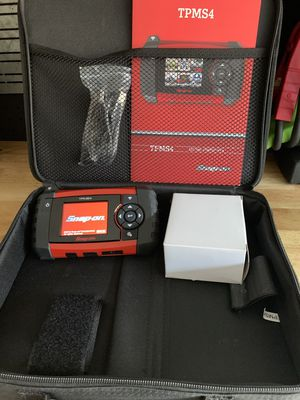 Snap-on TPMS4 tire pressure monitor diagnostic tool for Sale in Sacramento, CA