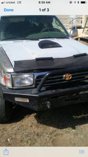 4runner Toyota 4x4 Parts 86 - 90 & 93 4RUNNER 4x4 parts <SORRY NO FroNT BUMPER> for Sale in Black Canyon City, AZ