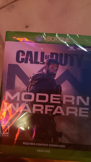 Modern warfare for Sale in Riverside, CA