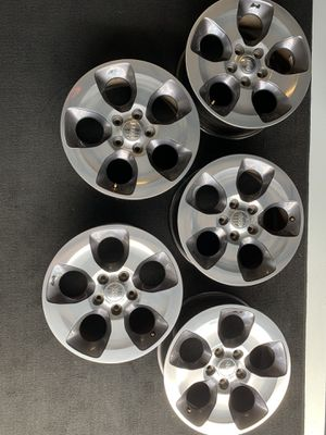 Jeep Wrangler Rims for Sale in Wellington, FL