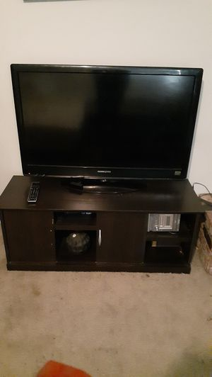 "TV stand and 42"" TV deal for Sale in Las Vegas, NV"