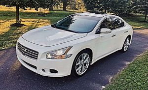 *AWDWheels Clean** 2010 Nissan Maxima SV-Exterior Beautiful!! for Sale in Odessa, TX