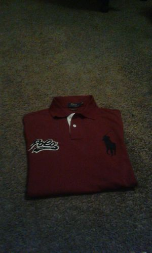 Rl Polo never worn Large custom fit for Sale in Los Angeles, CA
