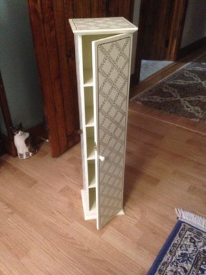 CD/DVD Cabinet for Sale in Avon, CT